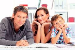 Sohnmuttergesellschaft lizenzfreies stockfoto