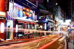 soho του Χογκ Κογκ Στοκ φωτογραφία με δικαίωμα ελεύθερης χρήσης