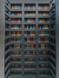 Soho: Дизайн Токио главн стоковые фото