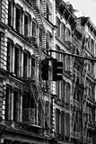 Soho 2. Image of New York yesterday or today Stock Photos