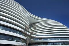 SOHO Galaxy office building, Beijing, China Royalty Free Stock Photography