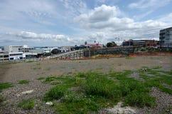 Soho kvadrerar den Ponsonby platsen i Ponsonby Auckland Nya Zeeland NZ NZ Fotografering för Bildbyråer
