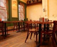 Soho moderne Gaststätte in NYC lizenzfreie stockfotos