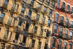 Soho, New York Fotografia de Stock Royalty Free