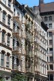Soho, New York Fotos de Stock Royalty Free
