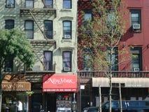 Soho, Nueva York Imagen de archivo libre de regalías