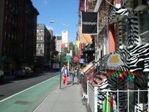 Soho, Nueva York Imagen de archivo