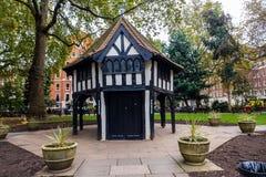 Soho Square Royalty Free Stock Photos