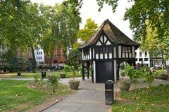 Soho Square Royalty Free Stock Image