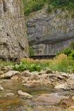 Sohodol river royalty free stock image