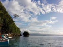 Sohoton Surigao Photographie stock libre de droits