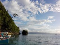 Sohoton Surigao Royalty Free Stock Photography