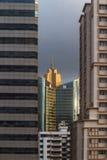 Soi Asoke Building, Bangkok Thailand Stock Photos