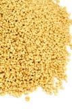 Soi lecytyny granule obrazy stock