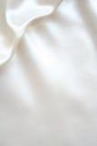 Soie blanche élégante lisse comme fond photos libres de droits