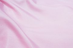 Soie ou satin rose Images stock