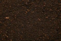 Soil background Stock Image