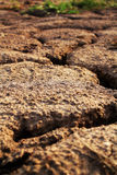 Soil broken Royalty Free Stock Photos