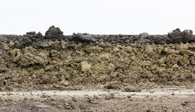 Soil and climate Stock Photography