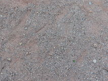 Soil close up background Royalty Free Stock Photos