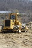 Soil Compactor stock photos