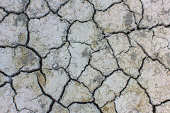 Soil Cracked arid pattern for background. Royalty Free Stock Images