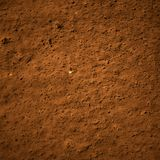 Soil dirt texture Stock Image