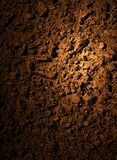 Soil dirt texture Stock Photo