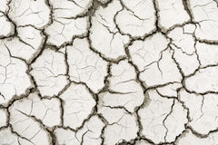 soil drought cracked texture Royalty Free Stock Image