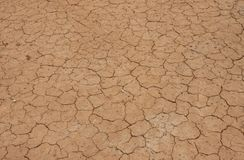 Soil dry 1 Royalty Free Stock Photo