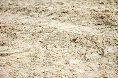 Soil dry land Stock Photo