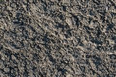 Soil Earth Texture. Dry soil earth texture background stock photography