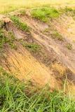 Soil erosion Stock Images