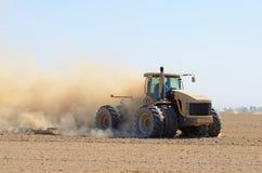 Soil Finish Stock Image