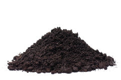 Soil heap Stock Photos