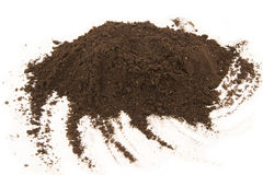 Soil heap Royalty Free Stock Photos