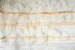 Soil layer Stock Image