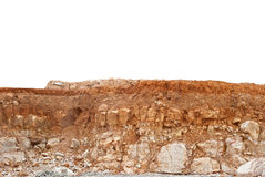 Soil Layer Royalty Free Stock Image