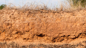 Soil layer stock photos