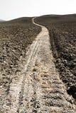 Soil path Stock Photo