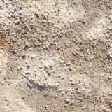 Soil plain texture background Stock Images