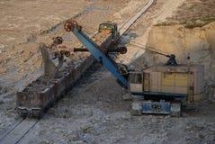 Soil, Rubble, Mining, Vehicle