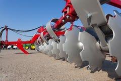Soil shredder Stock Image