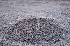 Soil stack Stock Photography