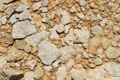 Soil stones Royalty Free Stock Photography