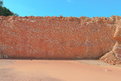Soil structure Royalty Free Stock Photo