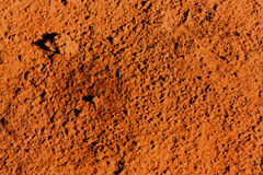 Soil surface Stock Image