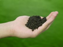 Soil test Royalty Free Stock Images