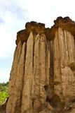 Soil textures , Thailand Stock Images