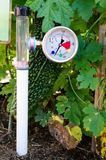 Soil Water Tension (Tensiometers) Royalty Free Stock Images